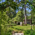 Absolutely idyillic upper back yard! Backs to 100+ acres of Bellevue Parks.